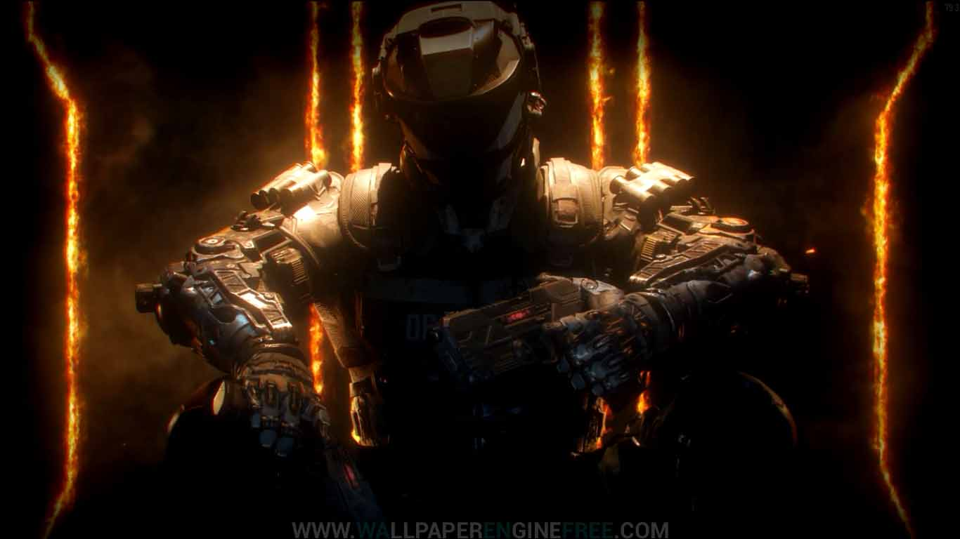 Free Download Call Of Duty Black Ops 3 4k Wallpaper Phone Black