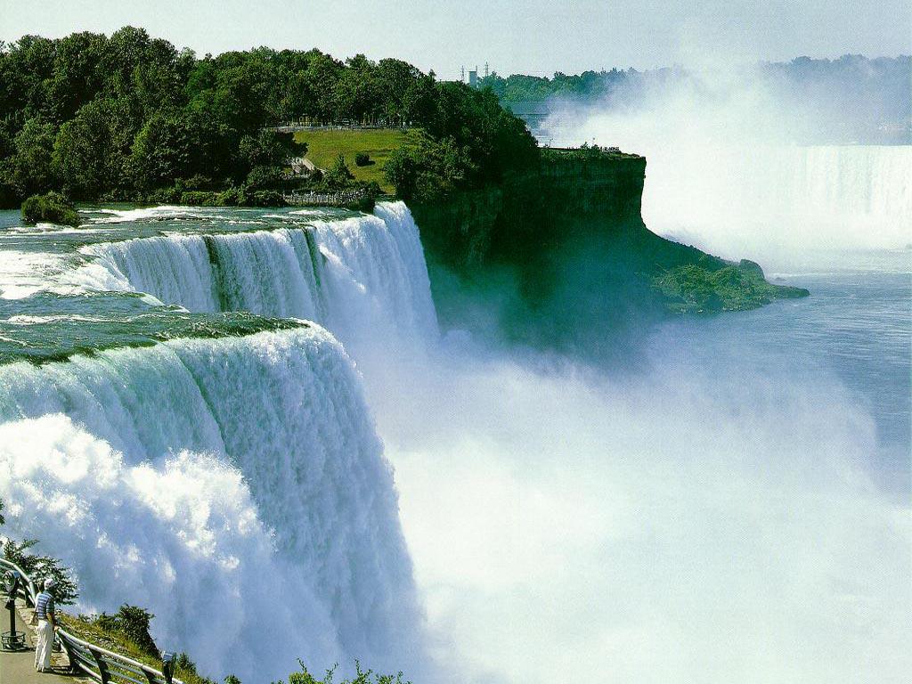 Zoo Park Waterfalls Wallpapers Waterfall Wallpaper Desktop 1024x768