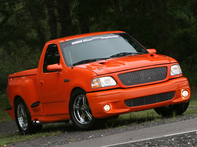 ford f 150 svt lightning wallpaper