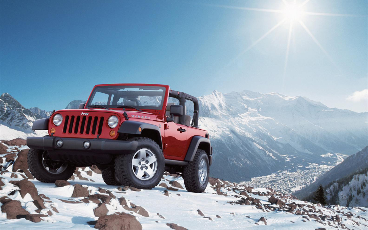 1280x800 Jeep Wallpapers | Free Desktop Wallpapers On The Wallpaper Network