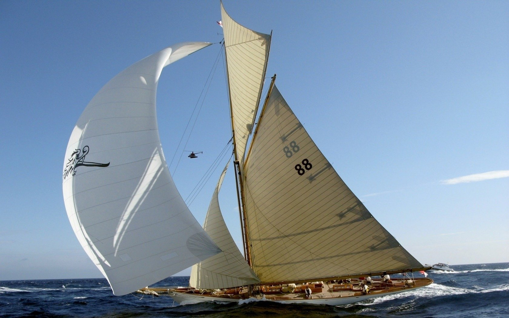 Race Sailing wallpapers and images - wallpapers, pictures, photos