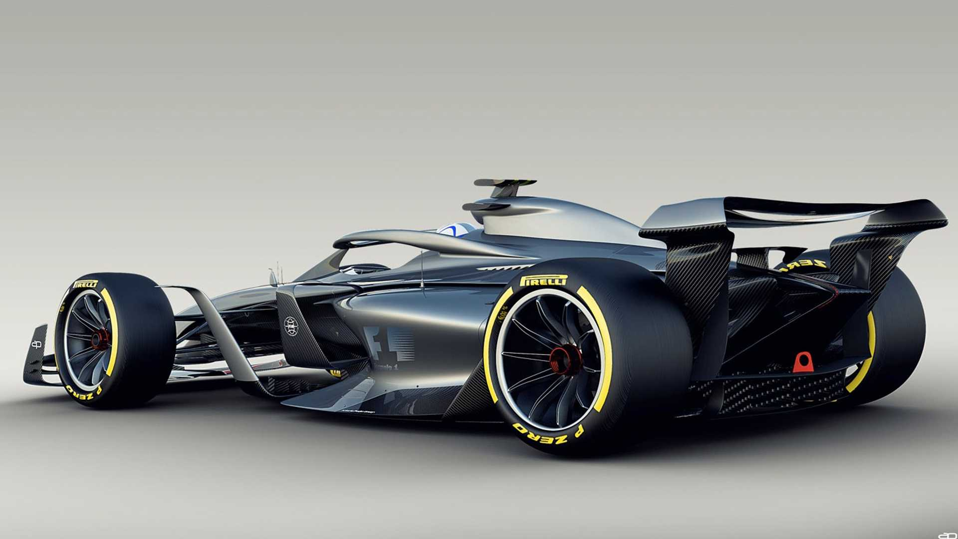 2021 Formula 1 concept claimed to produce five times less dirty air 1920x1080