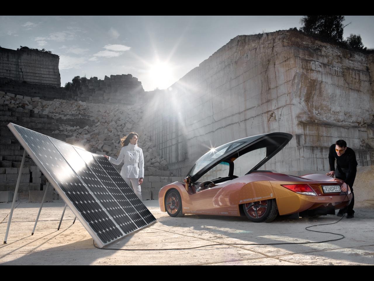 2009 Rinspeed iChange   Solar Panel   1280x960   Wallpaper 1280x960