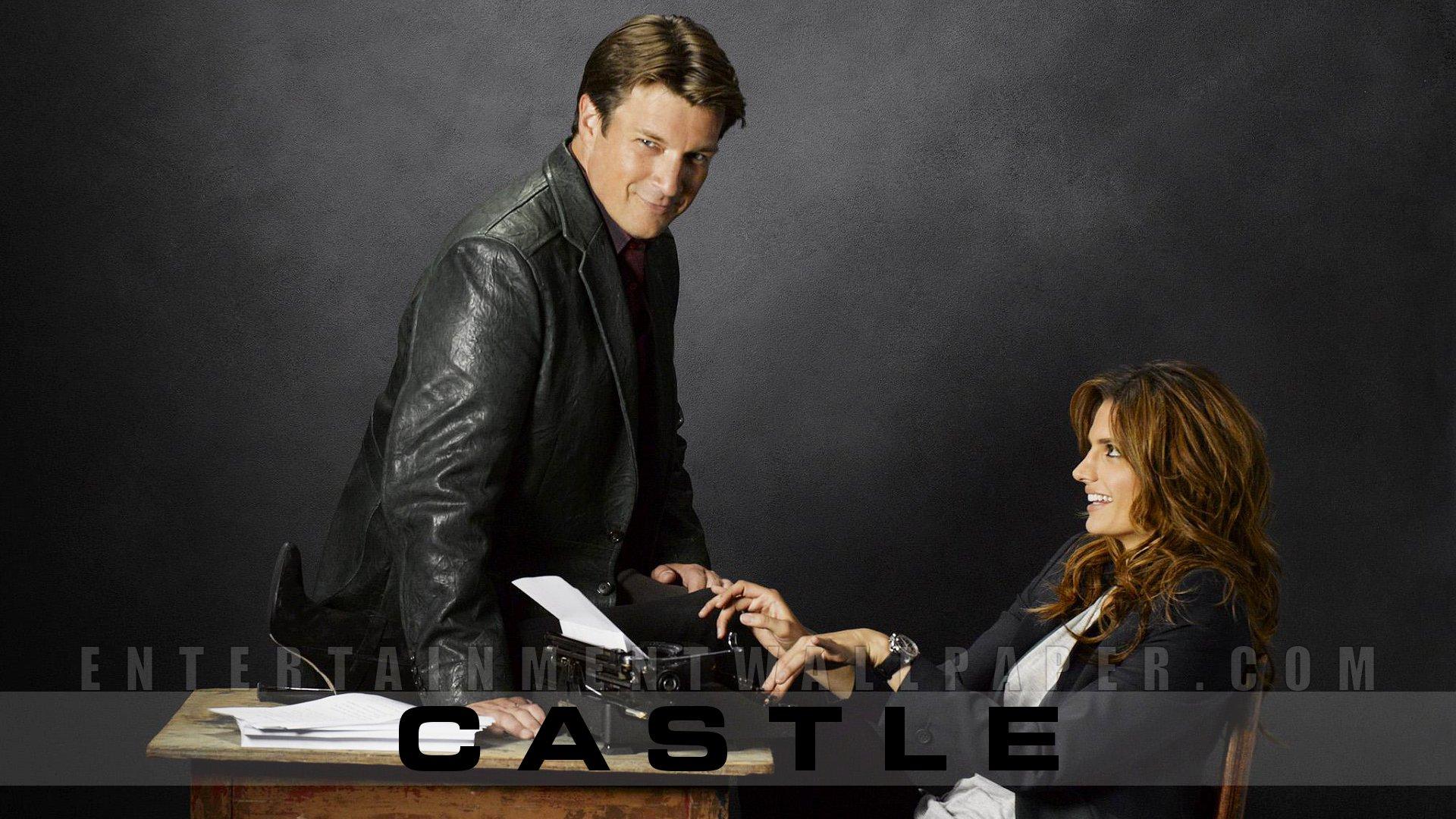 Castle TV Wallpaper For Desktop