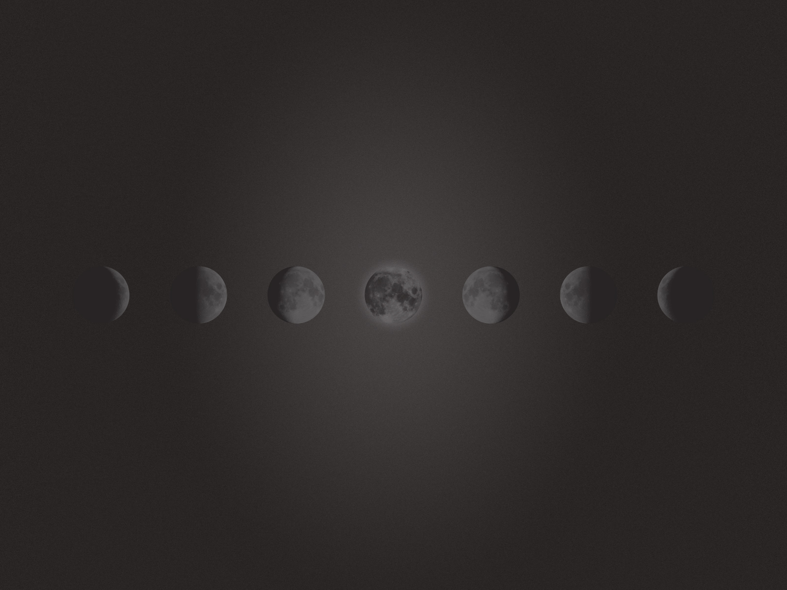 Freebie   Phases Of The Moon Wallpaper   Maddison Designs 1600x1200