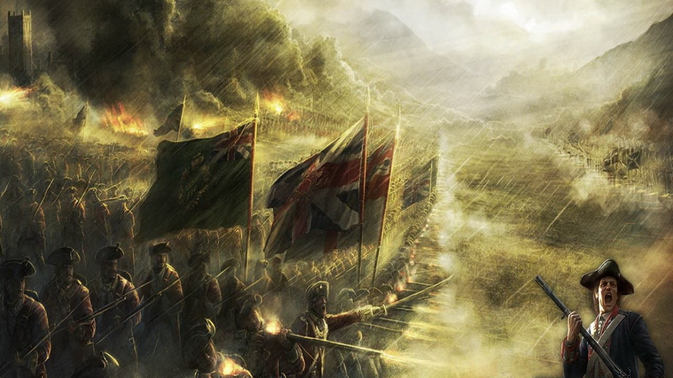 Empire Total War wallpapers and images   wallpapers 1366x768