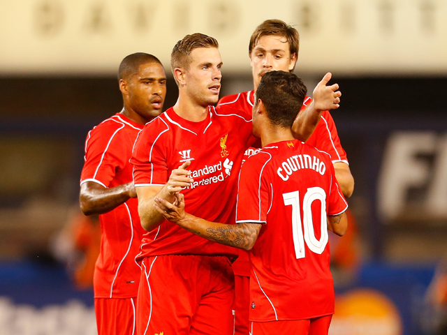 Image Jordan Henderson Liverpool Download 640x480