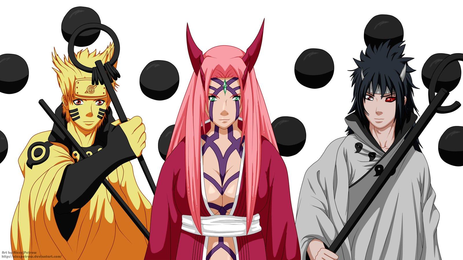 Naruto The Last Movie Wallpaper