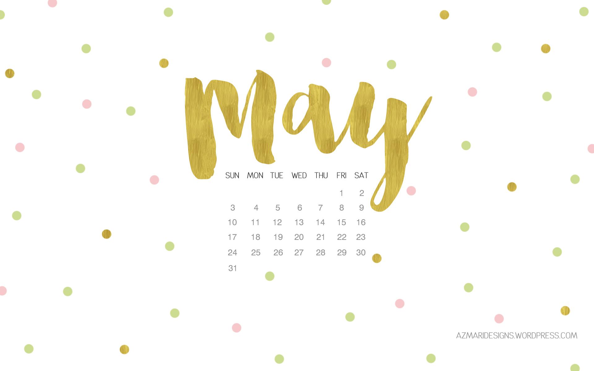 calendar Azmari Designs 1920x1200