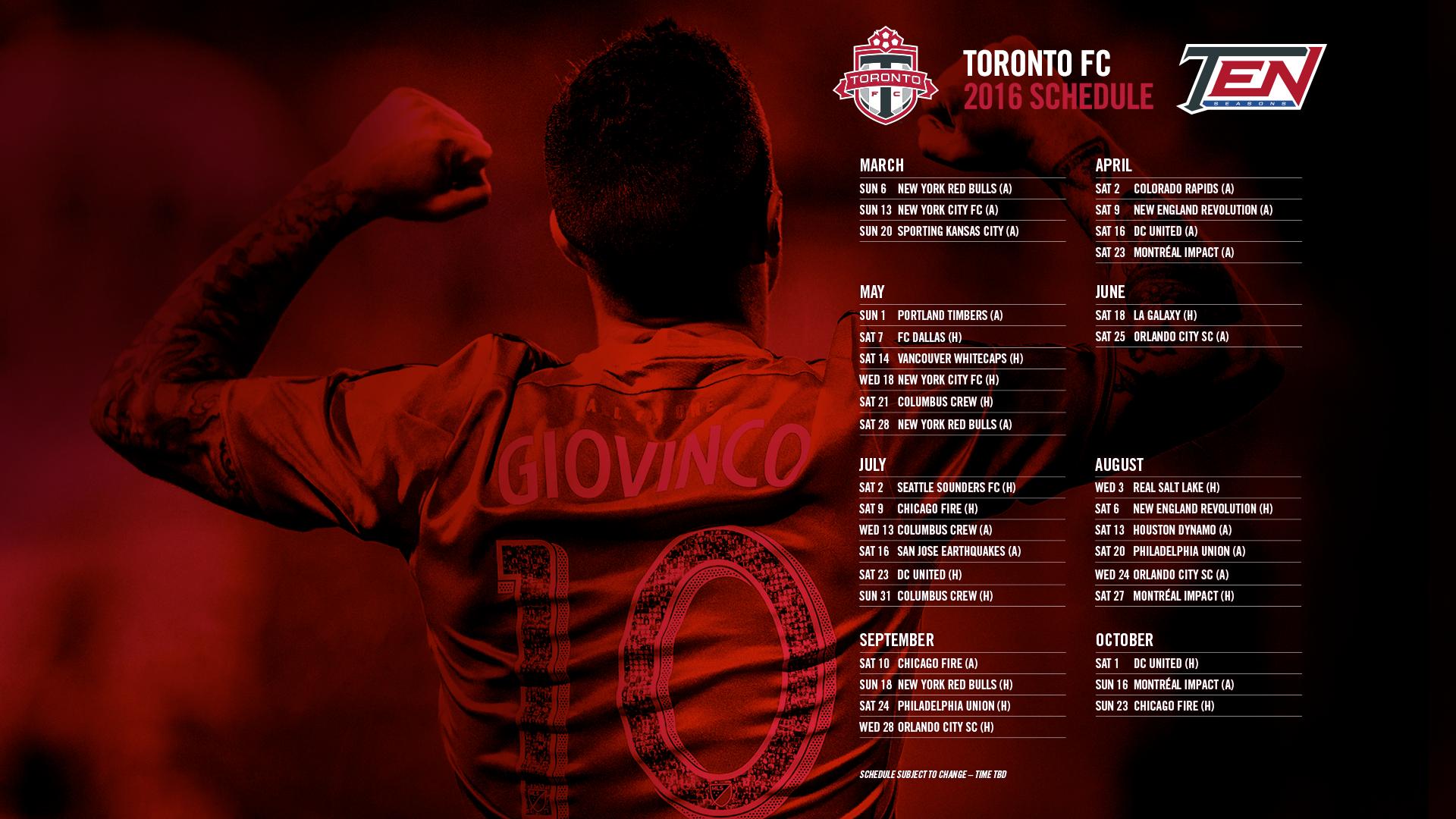 Toronto FC mls soccer sports wallpaper 1920x1080 1188539 1920x1080