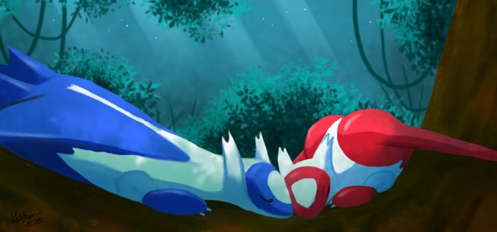 pokemon emerald how to catch latias