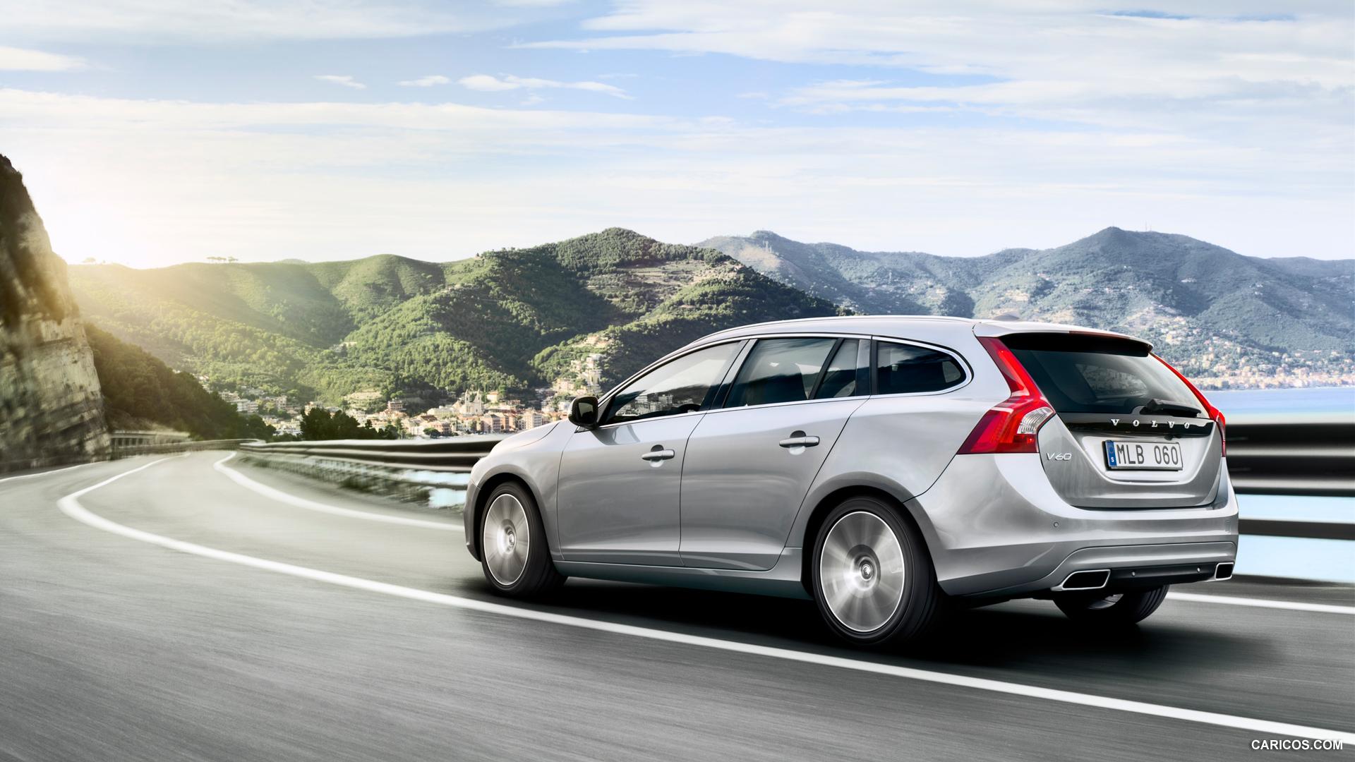2014 Volvo V60   Rear HD Wallpaper 6 1920x1080