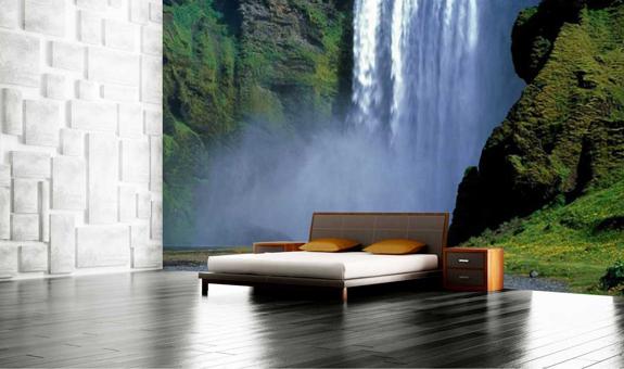 wallpaper canvas emboss wallpaper canvas cabretta wallpaper mystical 575x340