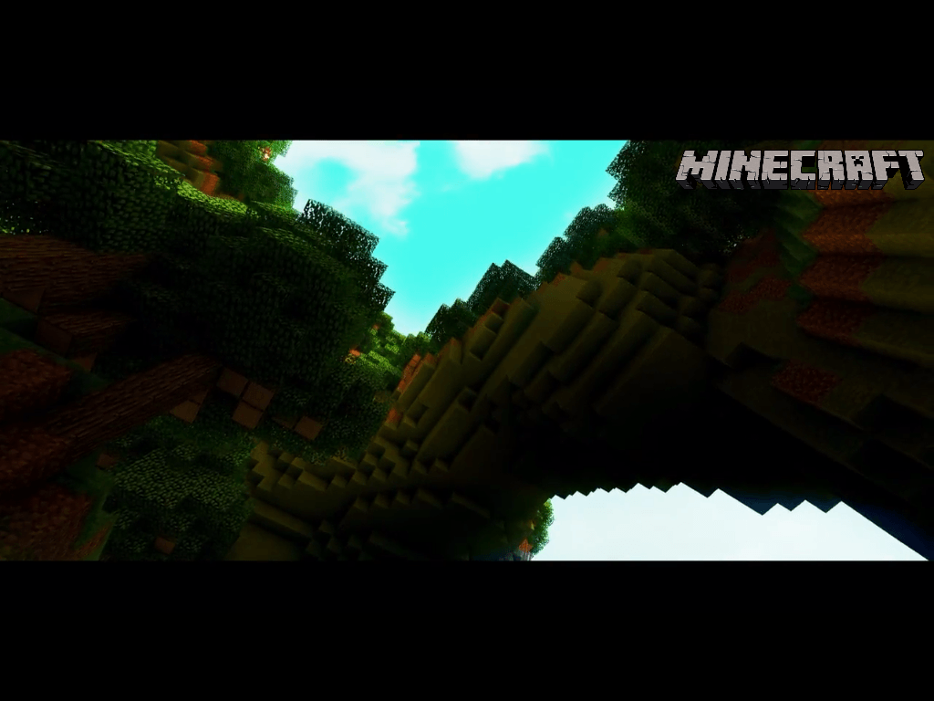 Epic Minecraft Wallpapers 1024x768
