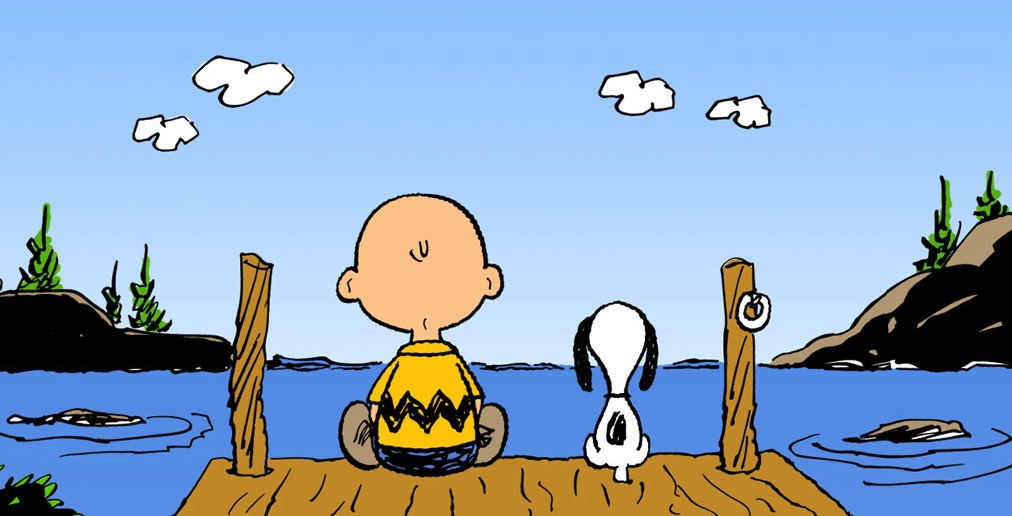 Charlie Brown Spring Wallpaper