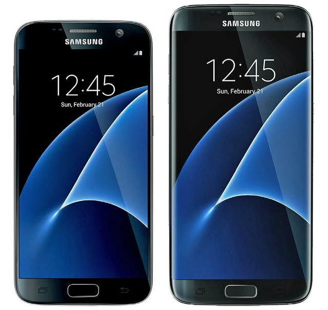 Samsung Galaxy S7 leaked wallpapers [Evleaks] 640x605