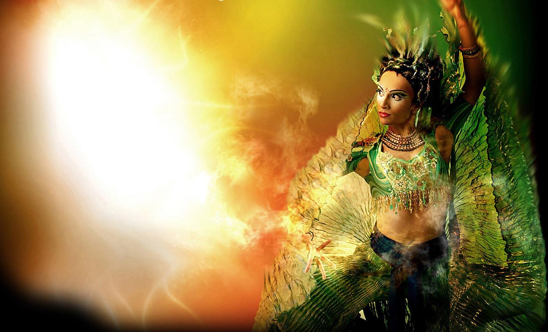 Cirque du Soleil Woman Wallpaper   ForWallpapercom 1777x1079