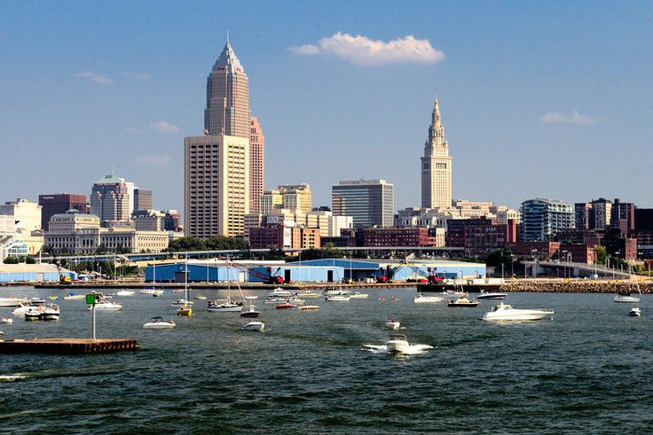 downtown cleveland ohio wallpaper - photo #33