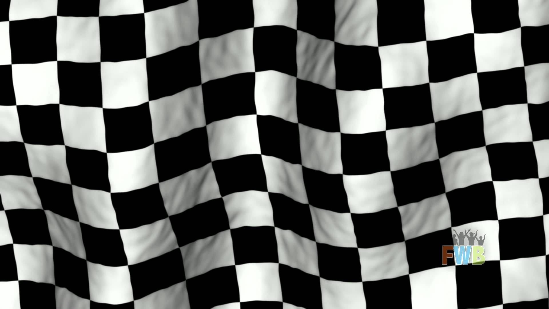 Abstract Worship Background Checkered Flag 1920x1080