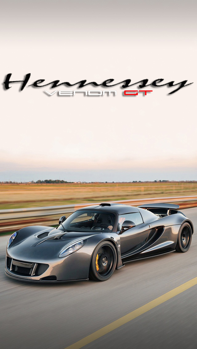 Hennessey Venom GT iPhone 5 Wallpaper 640x1136 640x1136