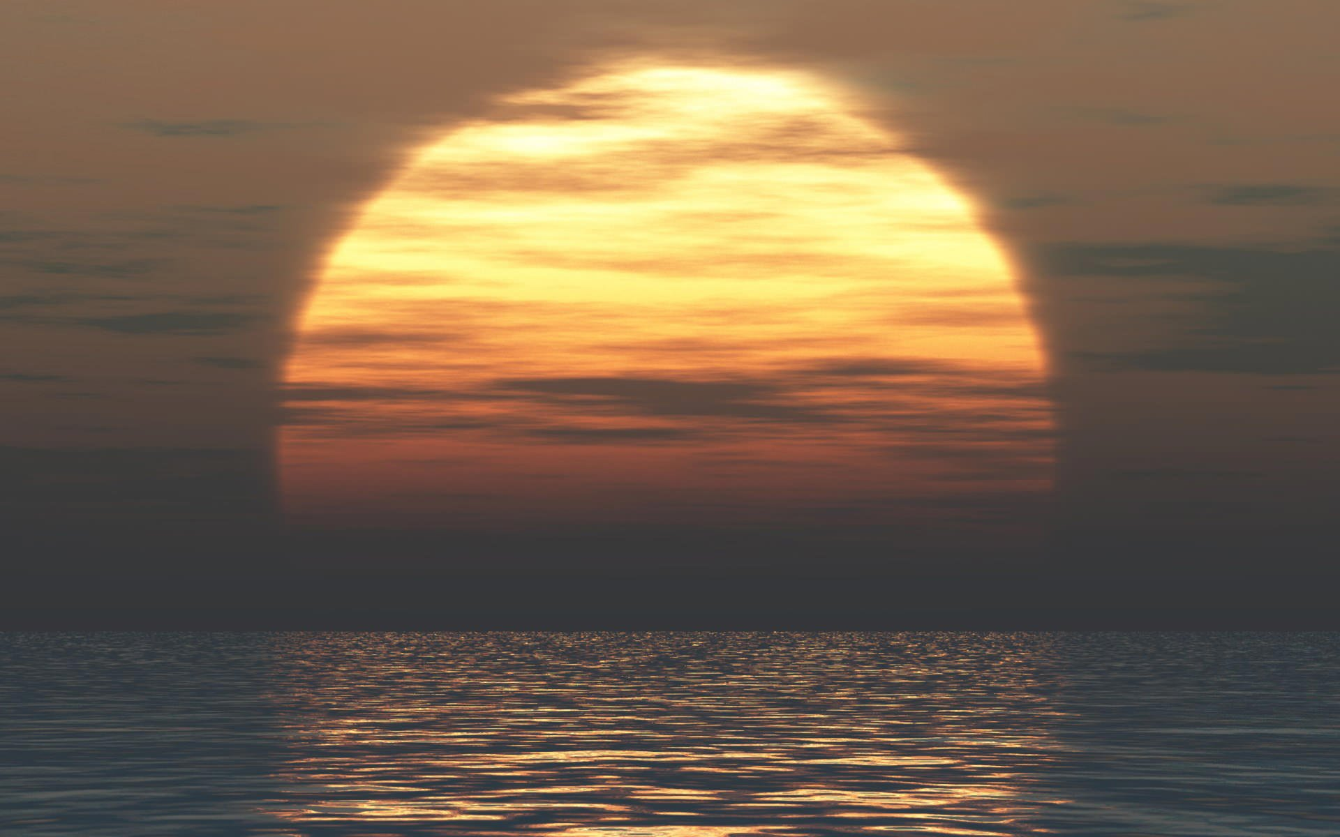 Sunset Background wallpaper   69868 1920x1200