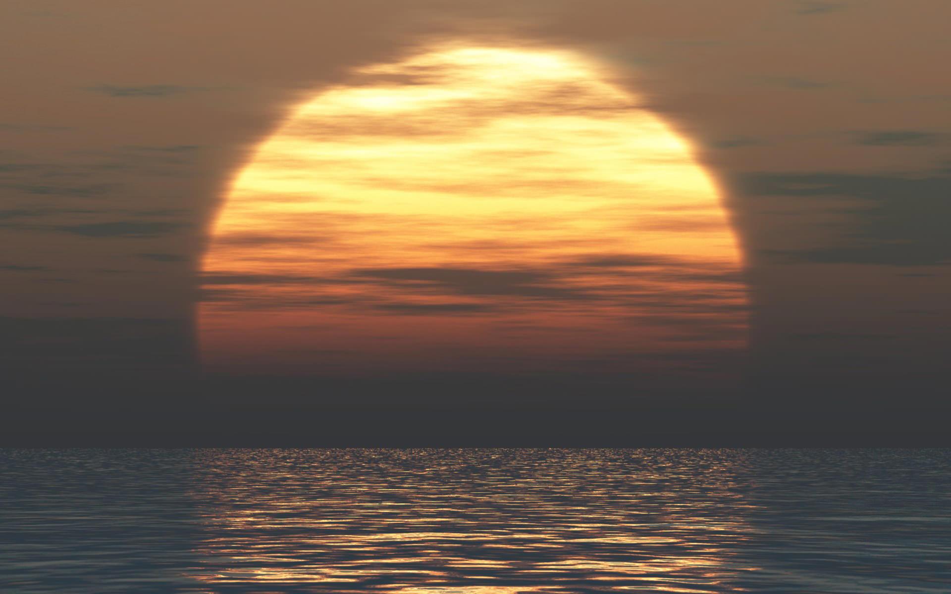 Sunset Background wallpaper - 69868