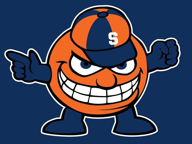 Syracuse Logo Wallpaper 1365x1024