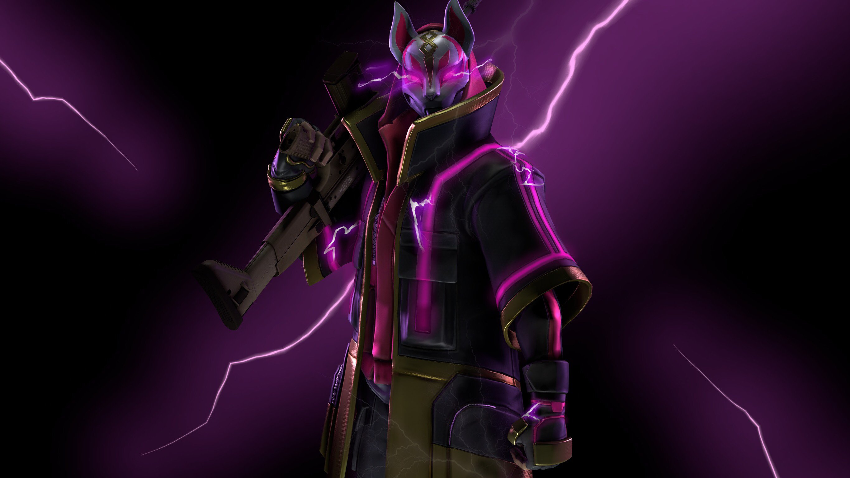 Amazing Fortnite Drift Wallpaper by Ziagy 4289 Wallpapers and 2730x1536