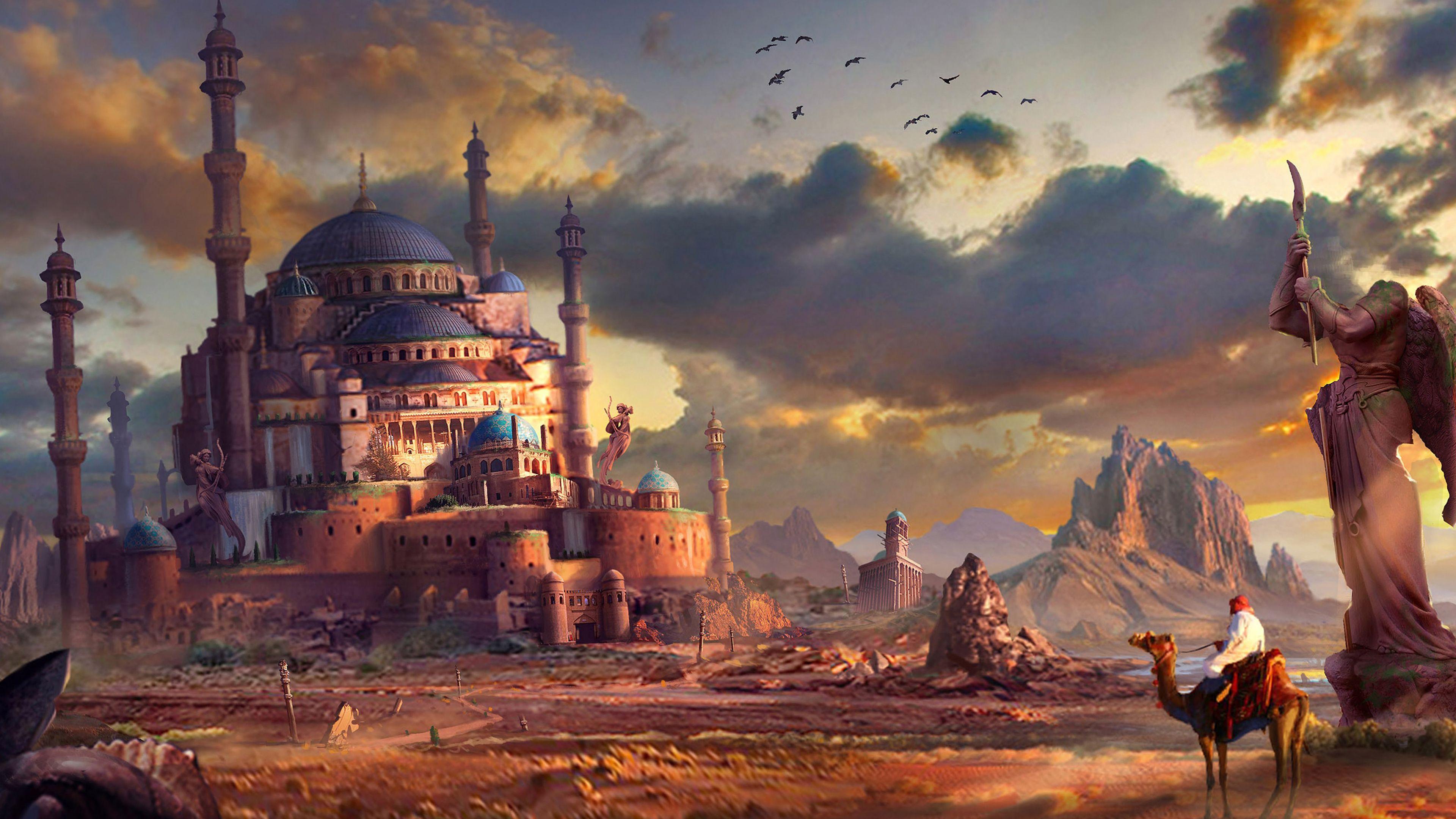 Arabian Desktop Wallpapers   Top Arabian Desktop Backgrounds 3840x2160