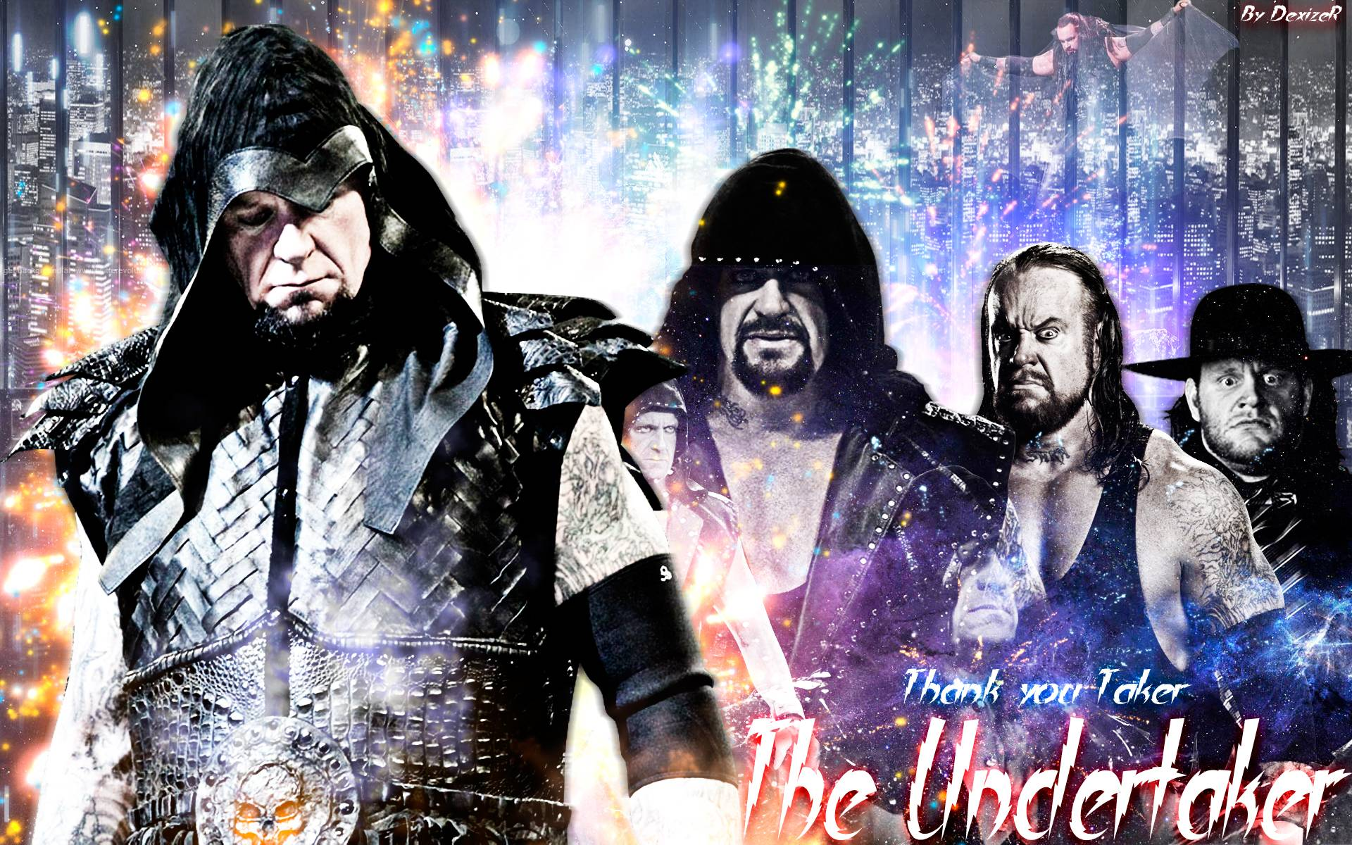 The Undertaker Wallpapers 2015 1920x1200