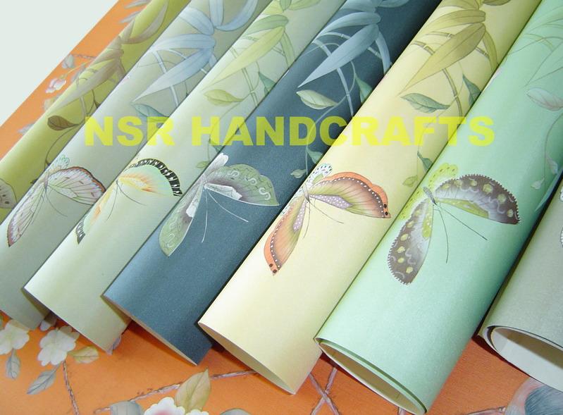 silk wallpaper hand painted wallpaper chinoiserie wallpaper chinese 799x589