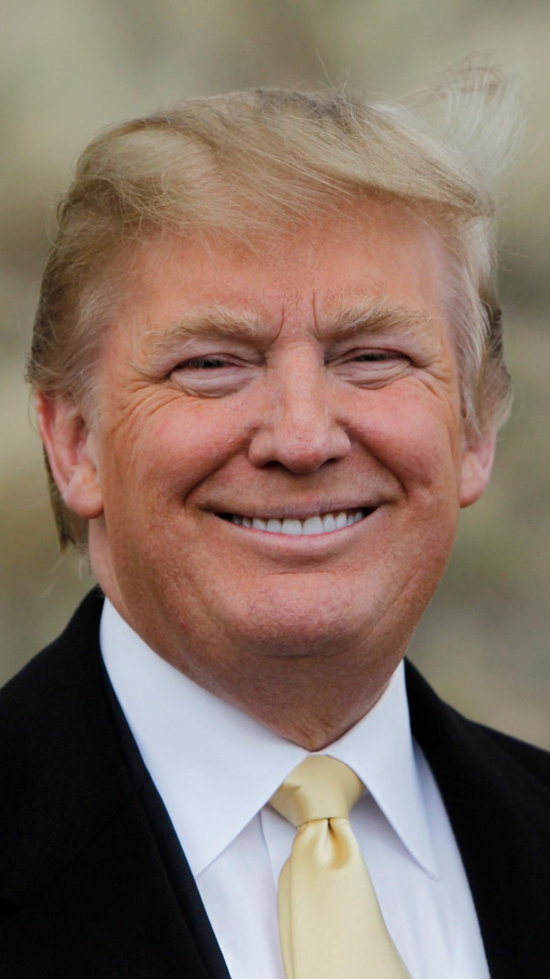 Donald Trump iPhone Wallpaper - WallpaperSafari