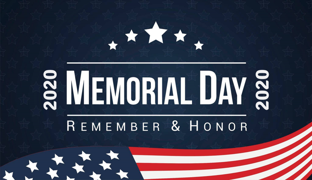 Memorial Day 2020 History Quotes Images Wishes Events Parade 1024x591