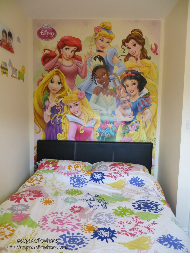 Disney Princess Wall Mural from 1Wall   ET Speaks From Home 768x1024