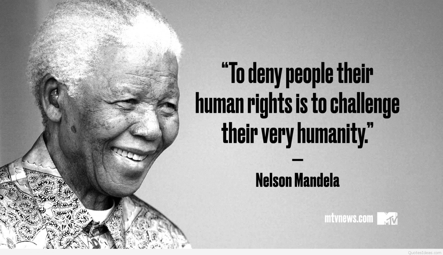 Human Rights Day Quote Image Hintergrundbilder Foto von Bronny15 1440x830