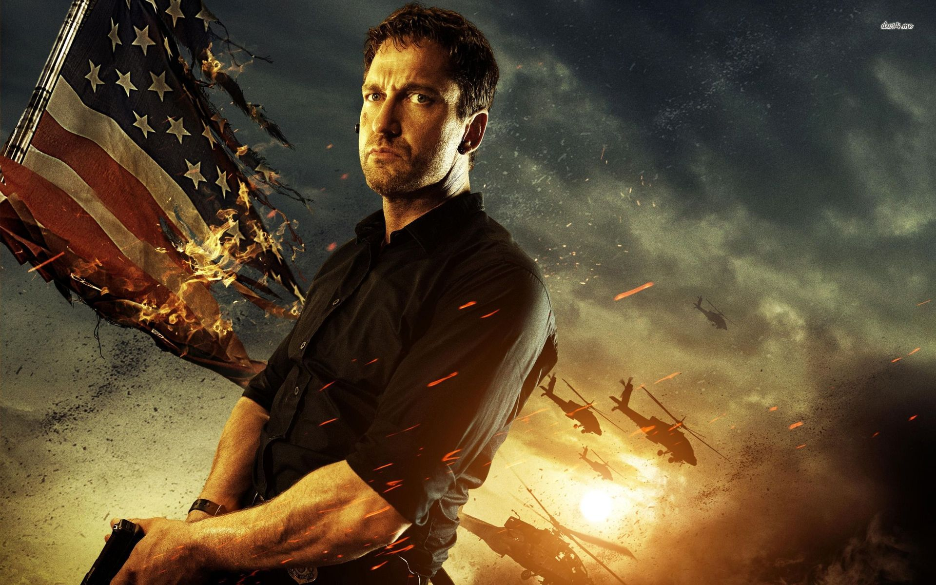 Banning   Olympus Has Fallen wallpaper   Movie wallpapers   25754 1920x1200