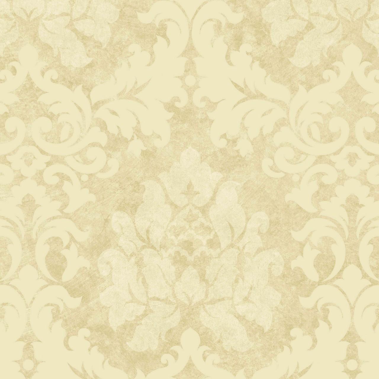 Beige Tan HAV40723 Haven Damask Wallpaper   Traditional Wallpaper 1280x1280