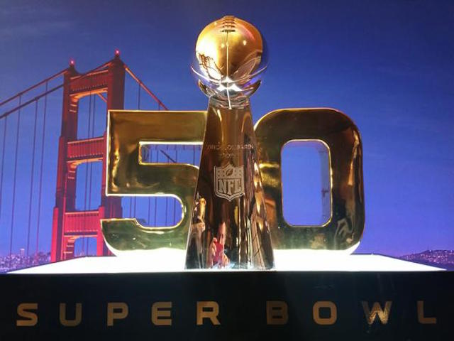 NFL going gold in 2015 to celebrate Super Bowl 50 Five things to know 640x480