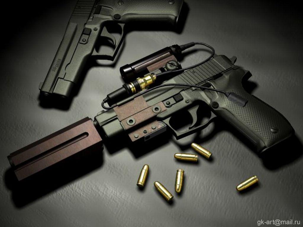 Guns Weapons Cool Guns Wallpapers 1 1024x768