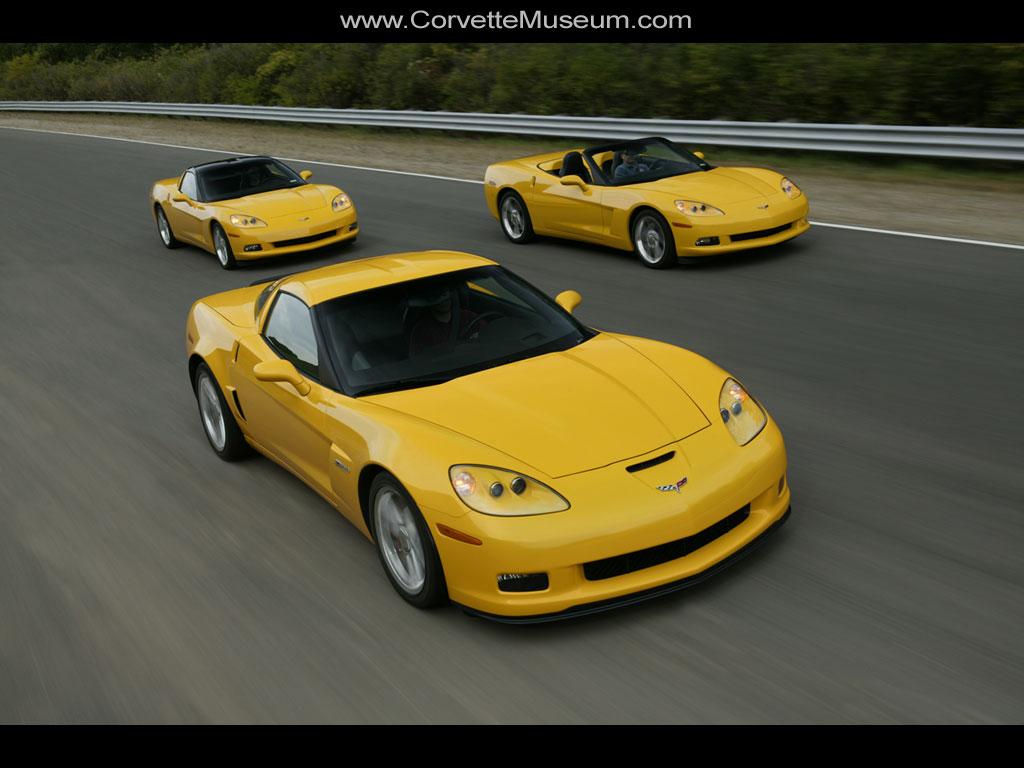 National Corvette Museum   Wallpaper 1024x768