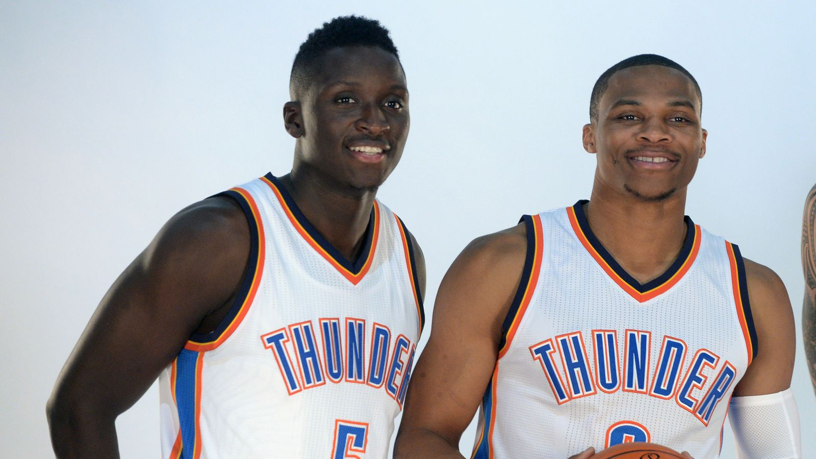 When Victor Oladipo cant sleep he calls Russell Westbrook 1600x900