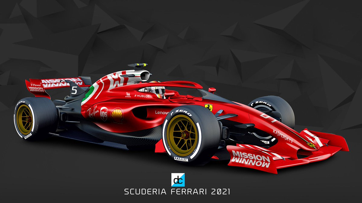 Daniel Crossman ar Twitter First livery on Concept 1 of the 1200x675