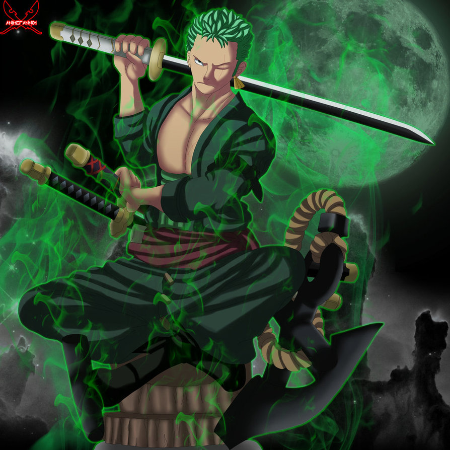 Wallpaper One Piece Zoro 3d Wallpaper Hd For Android