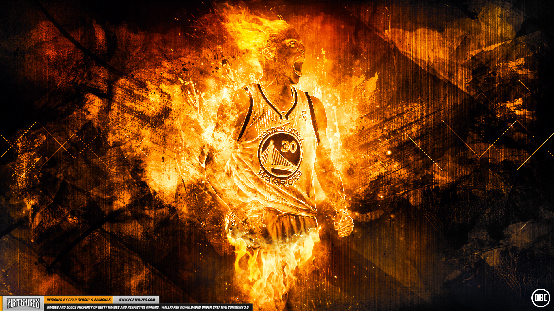 Stephen Curry Basketball 1920x1080