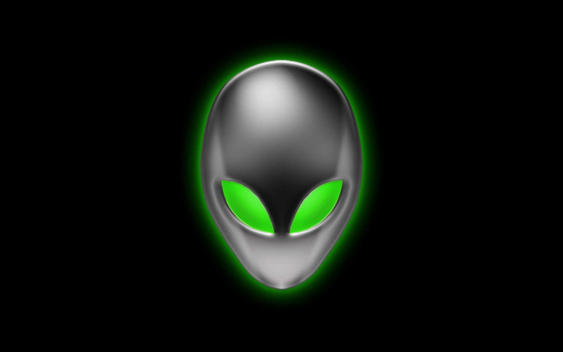 Alienware Green by Tramauhh 1920x1200