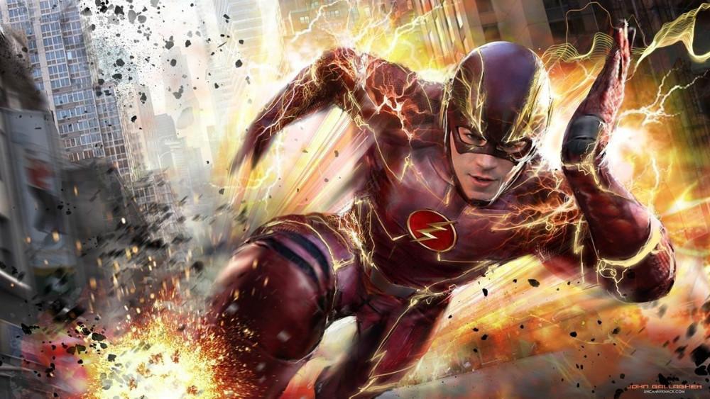 The Flash Premiere Ratings Casting News Reverse Flash Set 1000x563