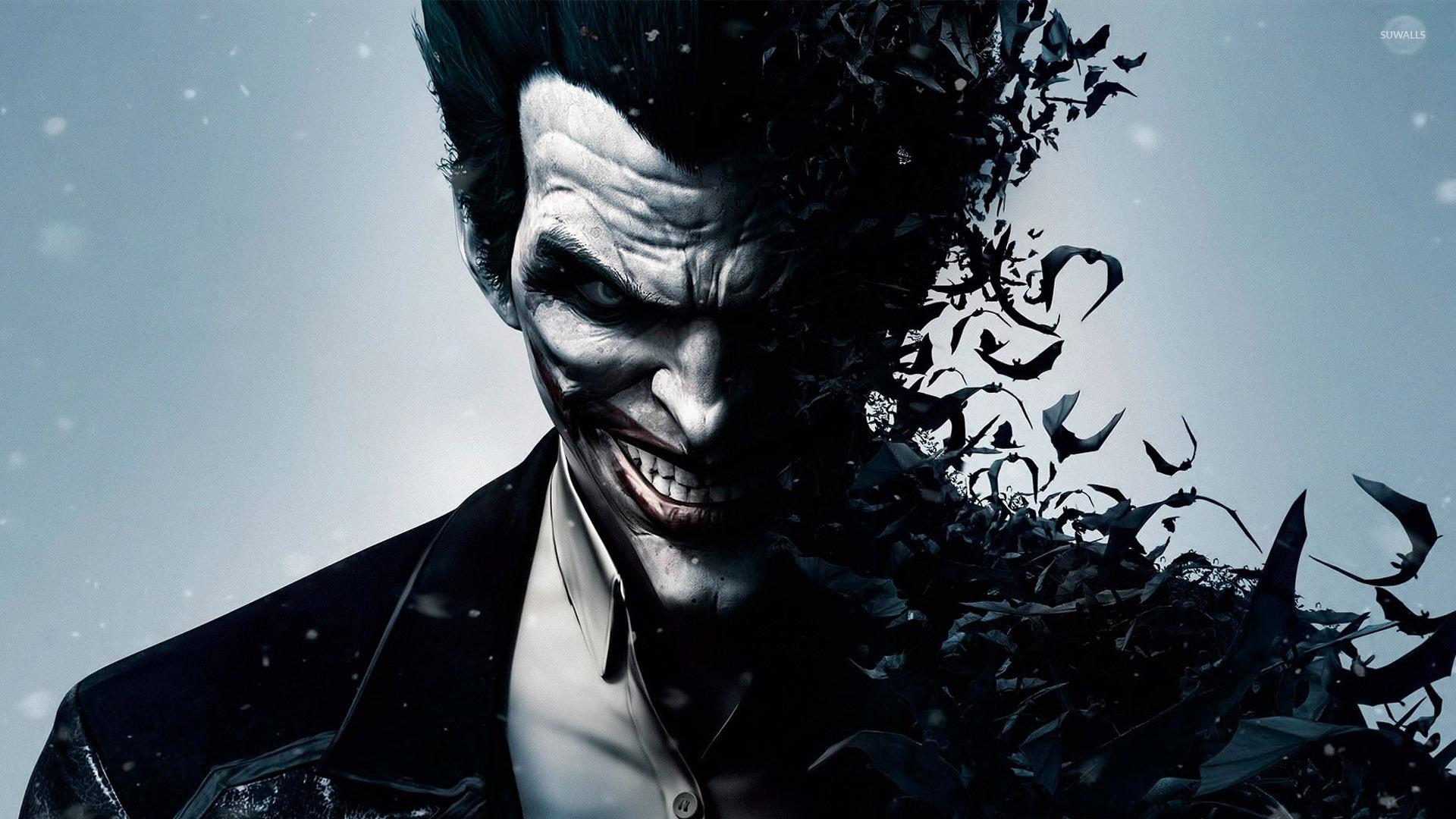 Joker   Batman   Arkham Origins wallpaper   Game wallpapers   27258 1920x1080