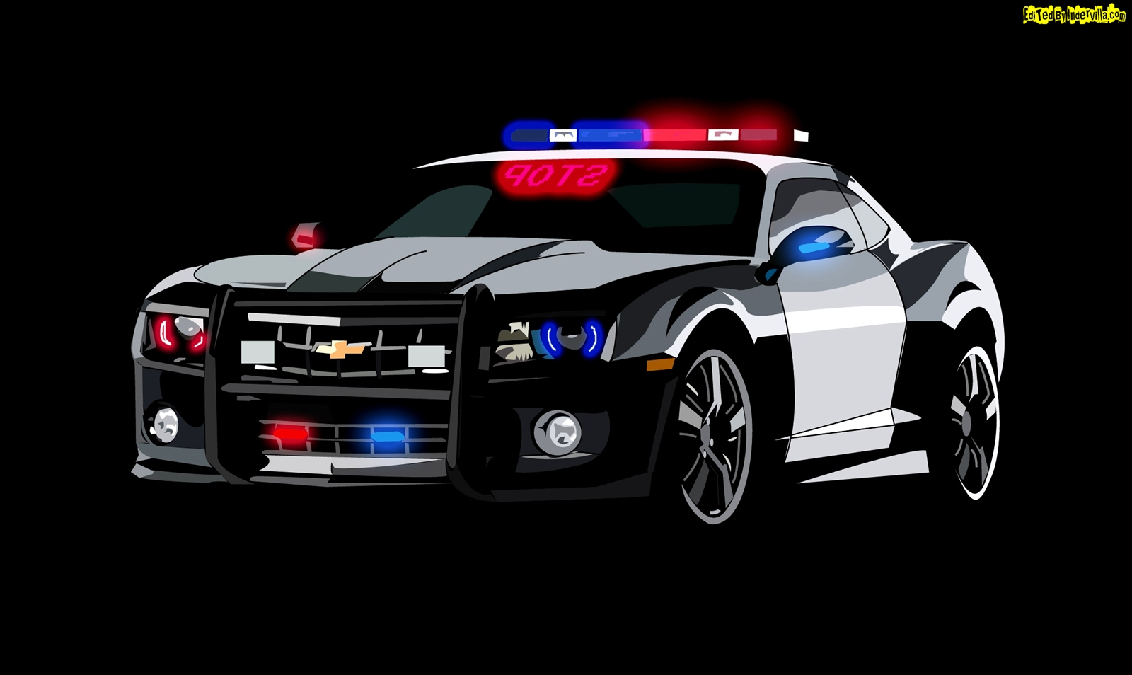 Police Car HD Wallpaper HD Wallpapers Source