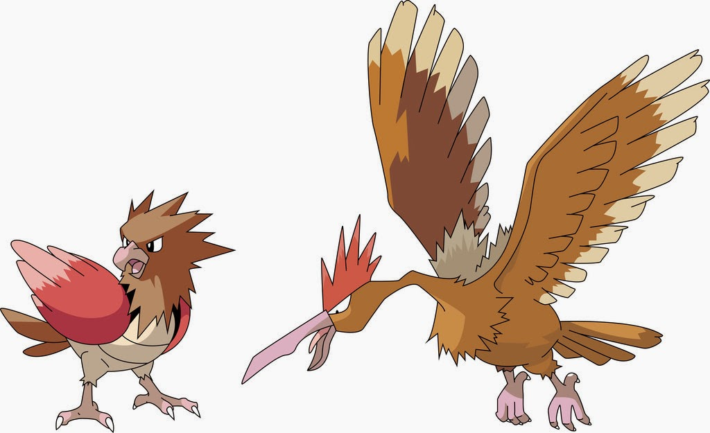 Pokemon Spearow Evolve   Hot Girls Wallpaper 1024x625