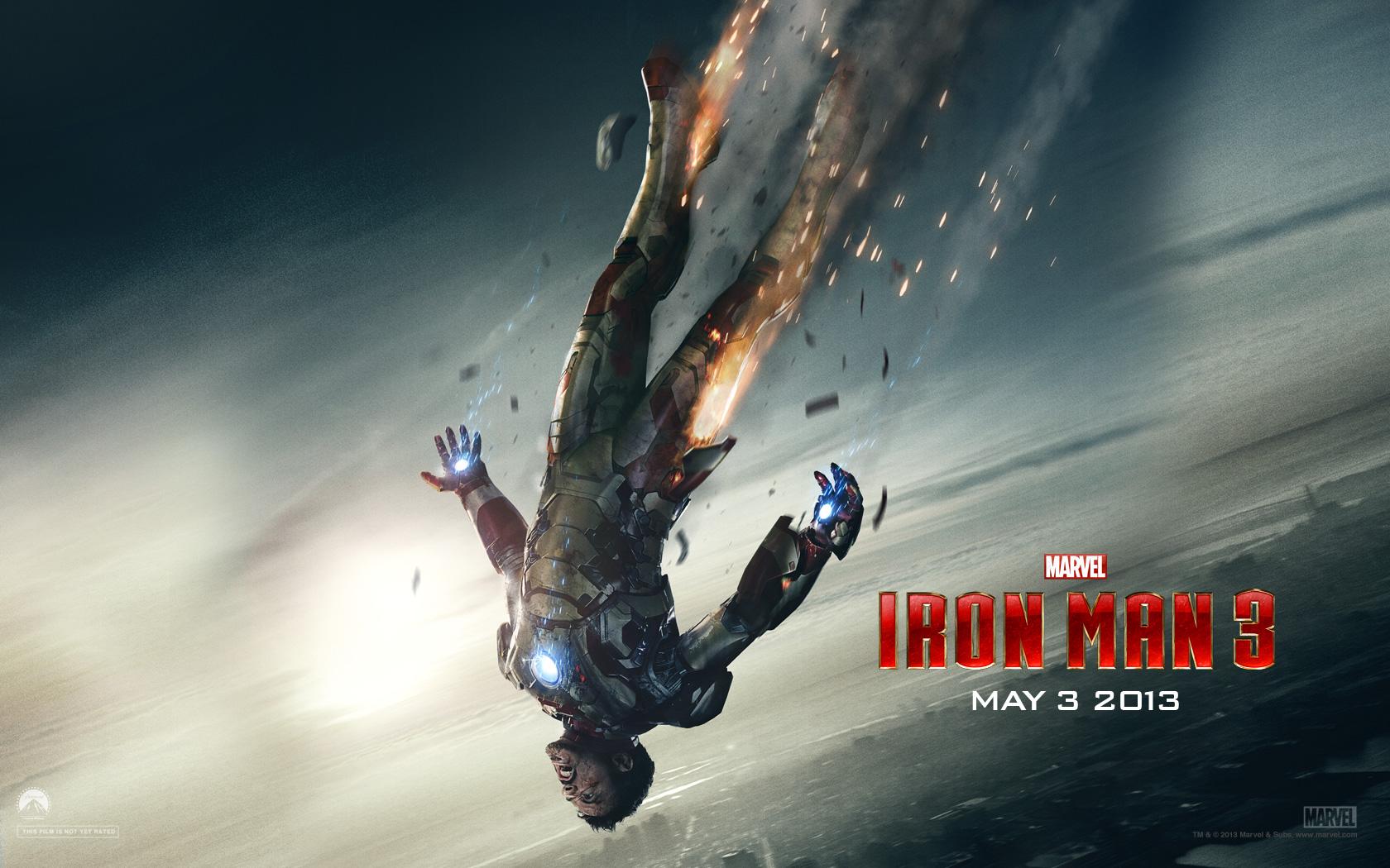 Iron Man 3 1680x1050